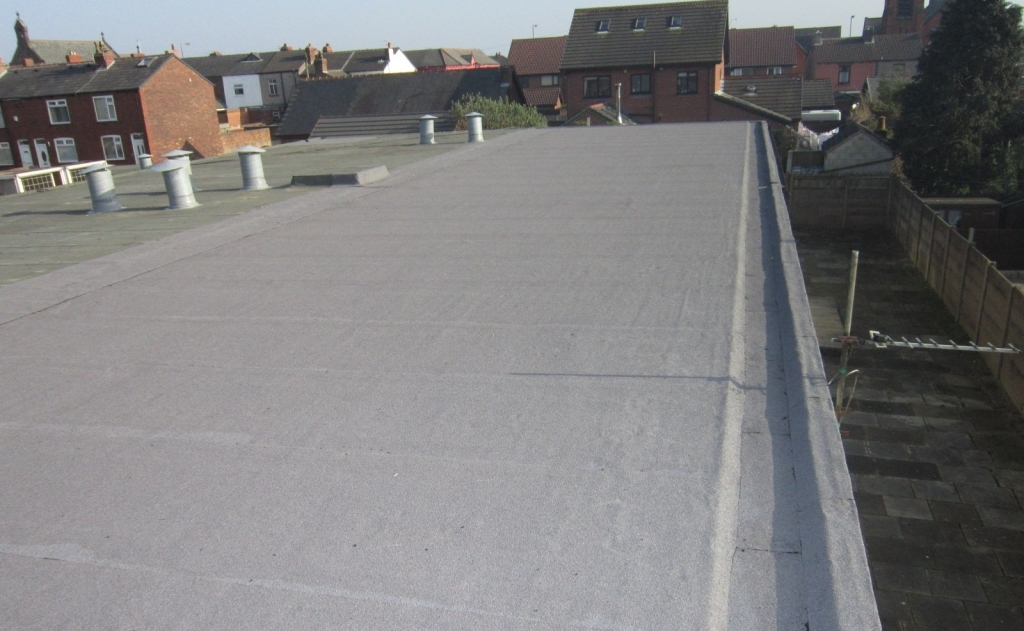 Re Roof In Liverpool