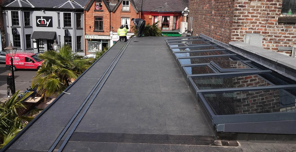 Liverpool Commercial Roofing Contractor