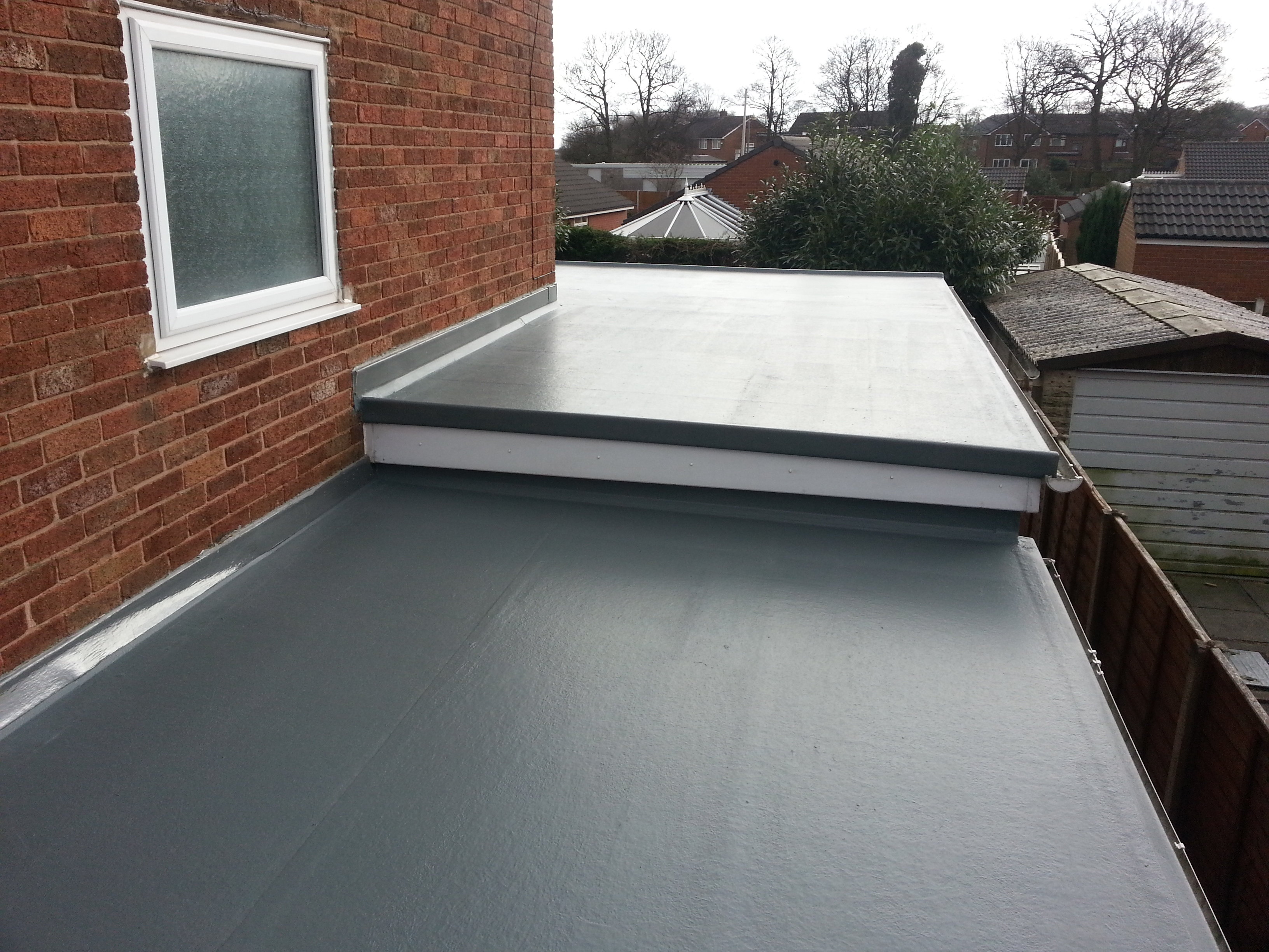 Roofing In Liverpool