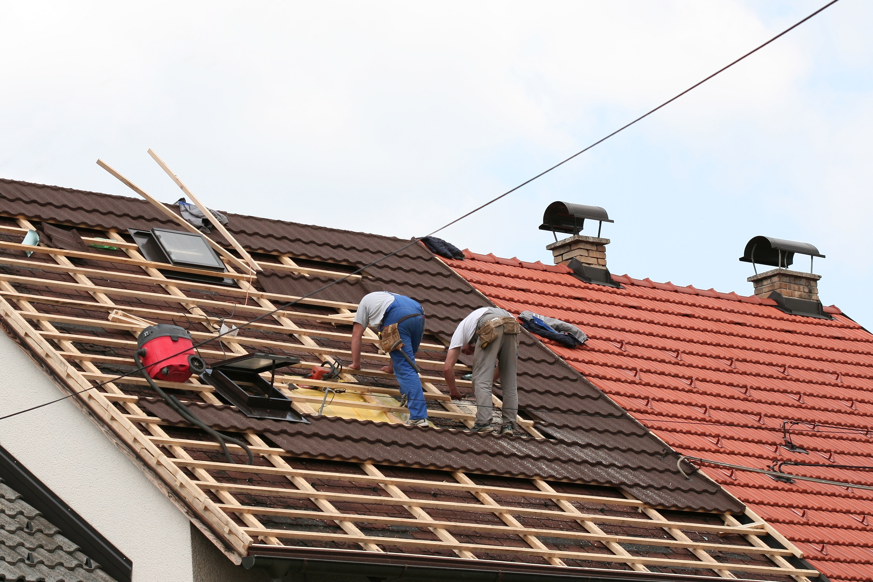 Roofer In Liverpool