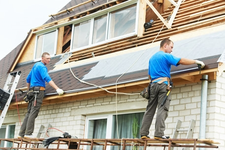 Roofers Wanted Liverpool